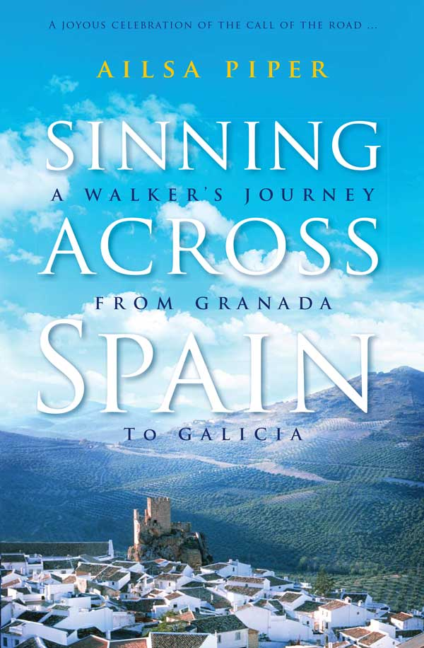 Sinning Across Spain book cover
